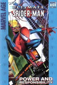 Cover Thumbnail for Target Ultimate Spider-Man: Power & Responsibility (Marvel, 2004 series)