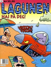 Cover Thumbnail for Lagunen Hai på deg! (Bladkompaniet / Schibsted, 1996 series)