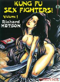 Cover Thumbnail for Kung Fu Sex Fighters (NBM, 2005 series) #1
