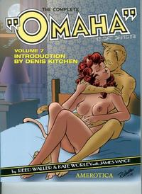 Cover Thumbnail for The Complete Omaha (NBM, 2005 series) #7