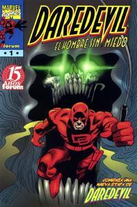 Cover Thumbnail for Daredevil (Planeta DeAgostini, 1998 series) #1