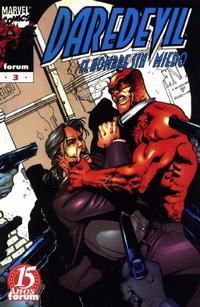 Cover Thumbnail for Daredevil (Planeta DeAgostini, 1998 series) #3