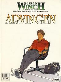 Cover Thumbnail for Largo Winch (Semic, 1994 series) #[1] - Arvingen