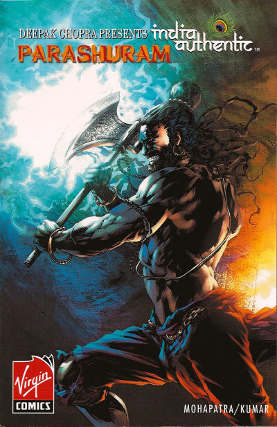 Cover for India Authentic (Virgin, 2007 series) #10