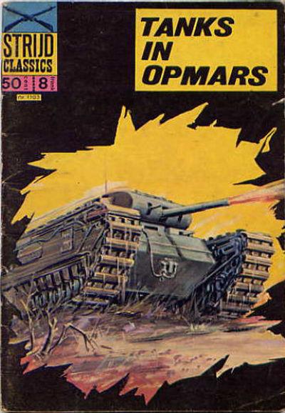 Cover for Strijd Classics (Classics/Williams, 1964 series) #1103