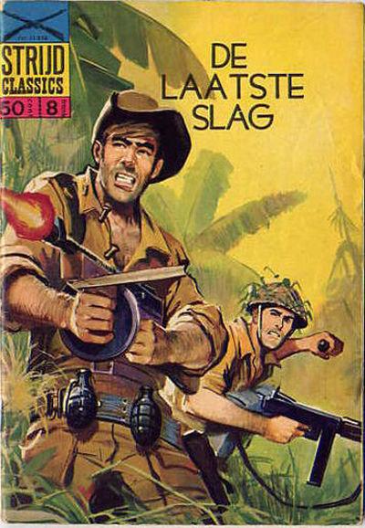 Cover for Strijd Classics (Classics/Williams, 1964 series) #1118