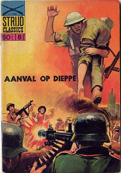 Cover for Strijd Classics (Classics/Williams, 1964 series) #1120