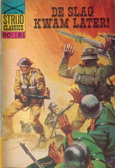 Cover for Strijd Classics (Classics/Williams, 1964 series) #1128