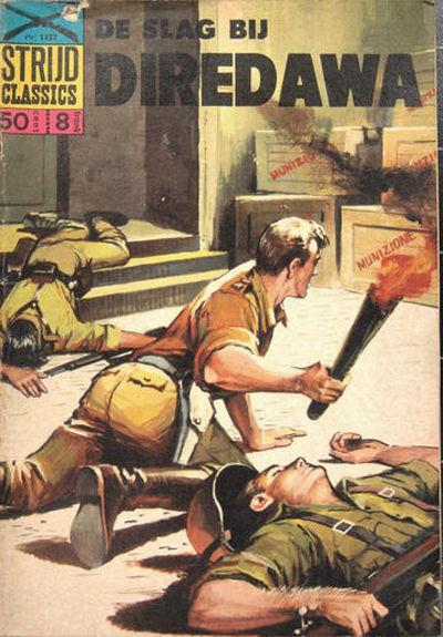 Cover for Strijd Classics (Classics/Williams, 1964 series) #1132