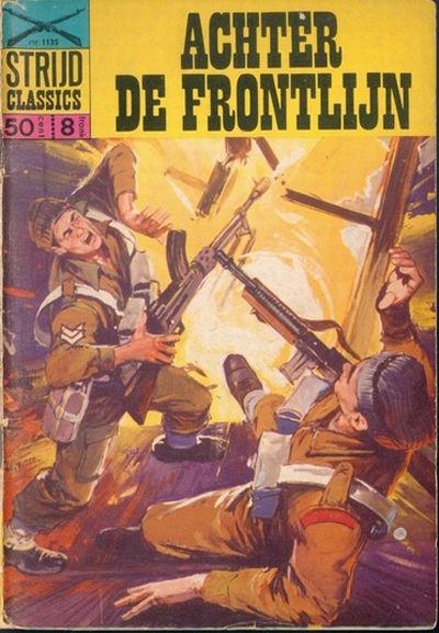 Cover for Strijd Classics (Classics/Williams, 1964 series) #1135