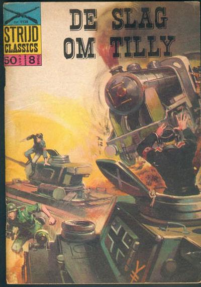 Cover for Strijd Classics (Classics/Williams, 1964 series) #1138