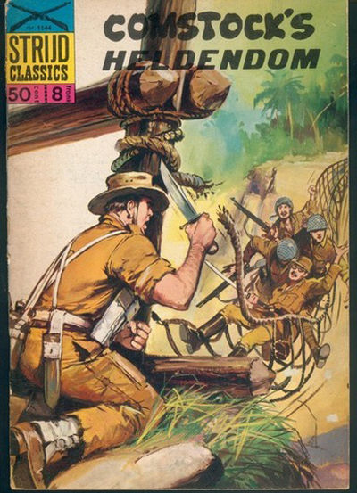 Cover for Strijd Classics (Classics/Williams, 1964 series) #1144