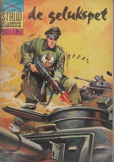 Cover for Strijd Classics (Classics/Williams, 1964 series) #1145