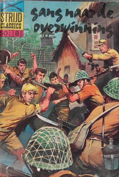 Cover for Strijd Classics (Classics/Williams, 1964 series) #1146