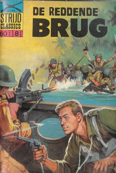 Cover for Strijd Classics (Classics/Williams, 1964 series) #1156
