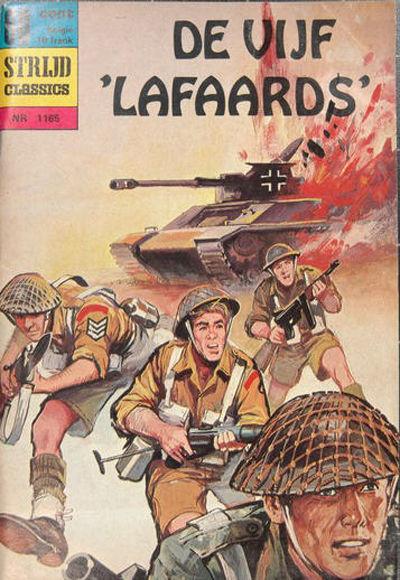 Cover for Strijd Classics (Classics/Williams, 1964 series) #1165