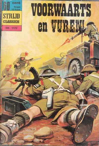 Cover for Strijd Classics (Classics/Williams, 1964 series) #1172