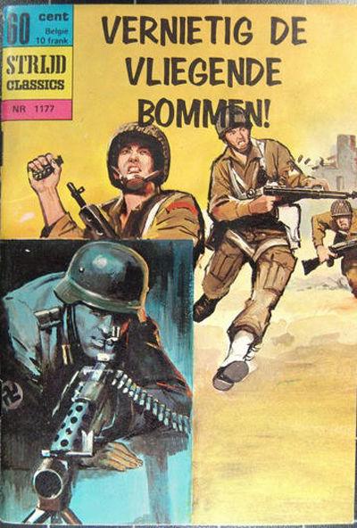 Cover for Strijd Classics (Classics/Williams, 1964 series) #1177