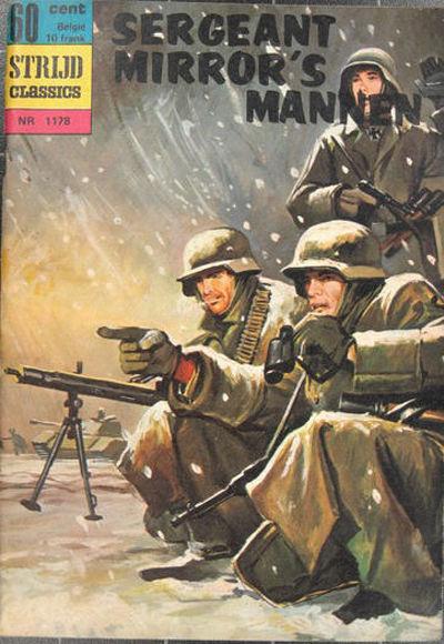 Cover for Strijd Classics (Classics/Williams, 1964 series) #1178