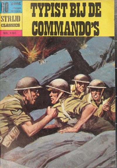 Cover for Strijd Classics (Classics/Williams, 1964 series) #1181