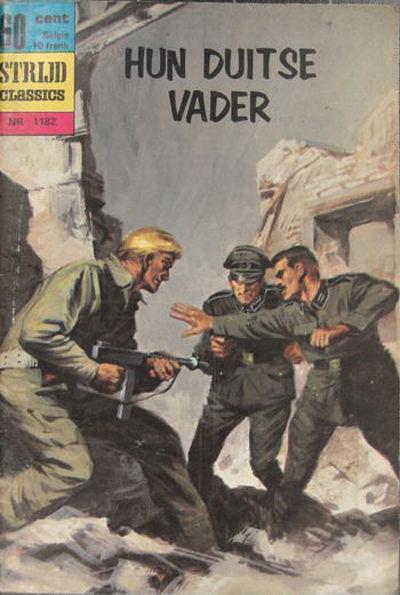 Cover for Strijd Classics (Classics/Williams, 1964 series) #1182