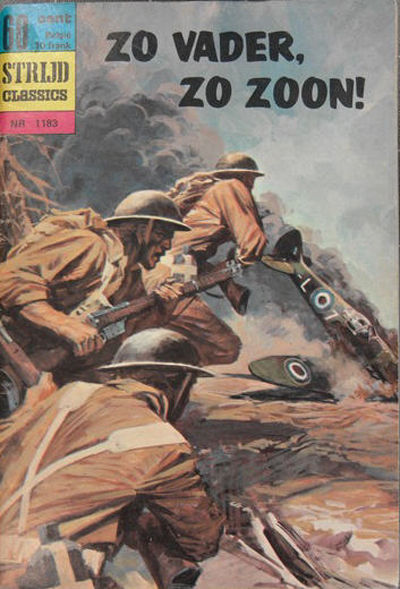 Cover for Strijd Classics (Classics/Williams, 1964 series) #1183