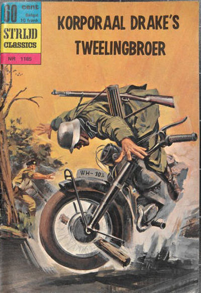 Cover for Strijd Classics (Classics/Williams, 1964 series) #1185