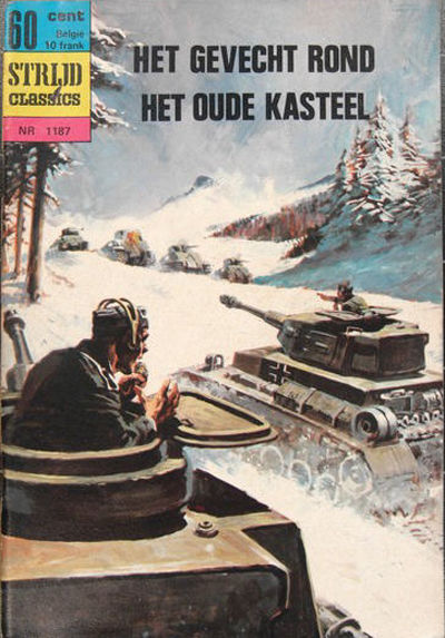 Cover for Strijd Classics (Classics/Williams, 1964 series) #1187