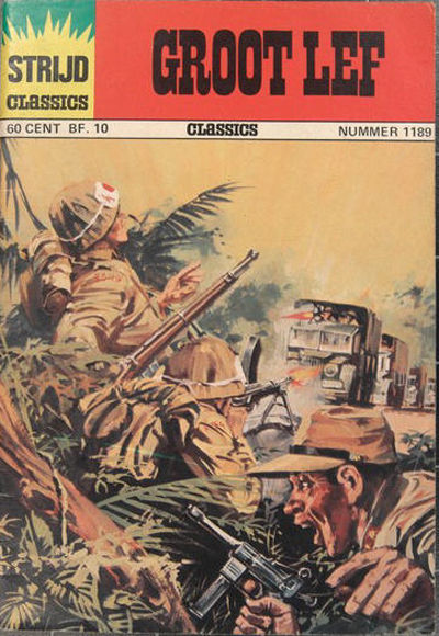 Cover for Strijd Classics (Classics/Williams, 1964 series) #1189