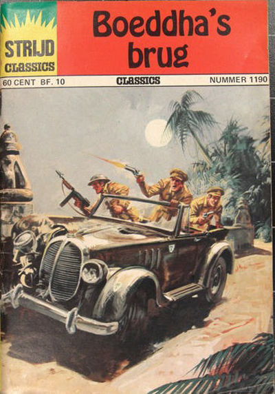 Cover for Strijd Classics (Classics/Williams, 1964 series) #1190
