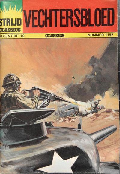 Cover for Strijd Classics (Classics/Williams, 1964 series) #1192