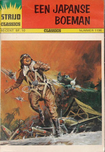 Cover for Strijd Classics (Classics/Williams, 1964 series) #1196