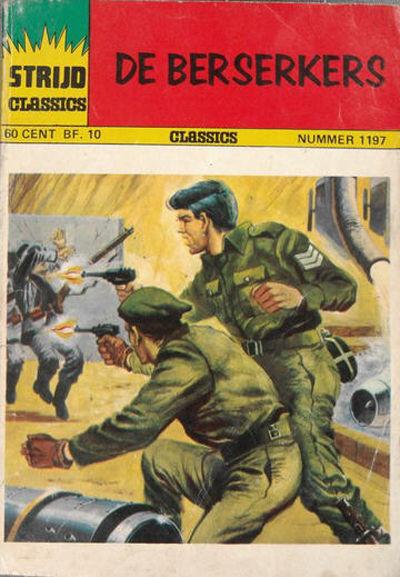 Cover for Strijd Classics (Classics/Williams, 1964 series) #1197