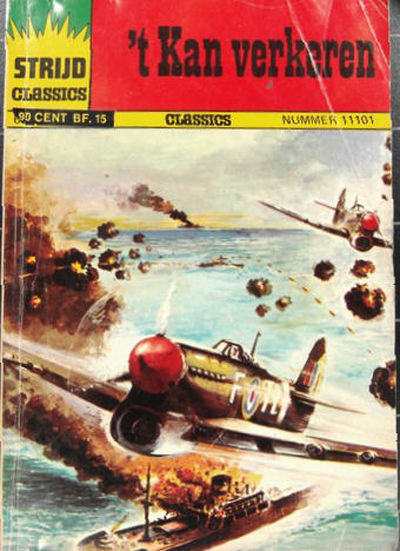 Cover for Strijd Classics (Classics/Williams, 1964 series) #11101