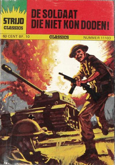 Cover for Strijd Classics (Classics/Williams, 1964 series) #11103