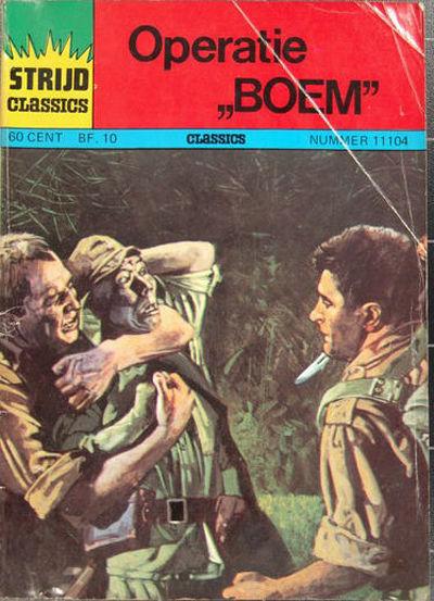 Cover for Strijd Classics (Classics/Williams, 1964 series) #11104