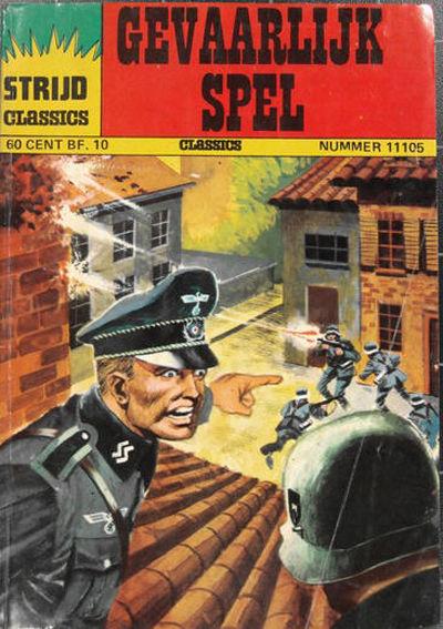 Cover for Strijd Classics (Classics/Williams, 1964 series) #11105