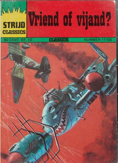 Cover for Strijd Classics (Classics/Williams, 1964 series) #11108
