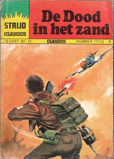 Cover for Strijd Classics (Classics/Williams, 1964 series) #11113