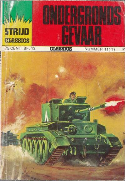 Cover for Strijd Classics (Classics/Williams, 1964 series) #11117