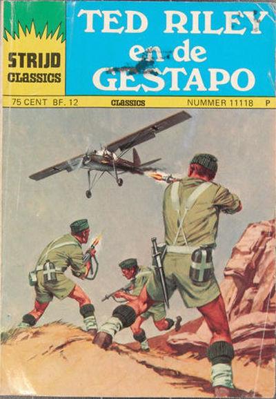 Cover for Strijd Classics (Classics/Williams, 1964 series) #11118