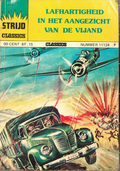 Cover for Strijd Classics (Classics/Williams, 1964 series) #11124