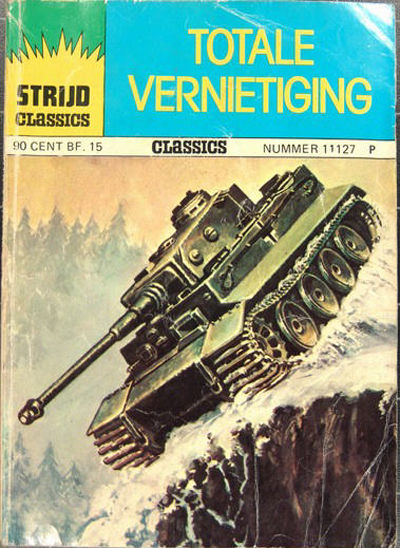 Cover for Strijd Classics (Classics/Williams, 1964 series) #11127