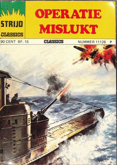 Cover for Strijd Classics (Classics/Williams, 1964 series) #11128