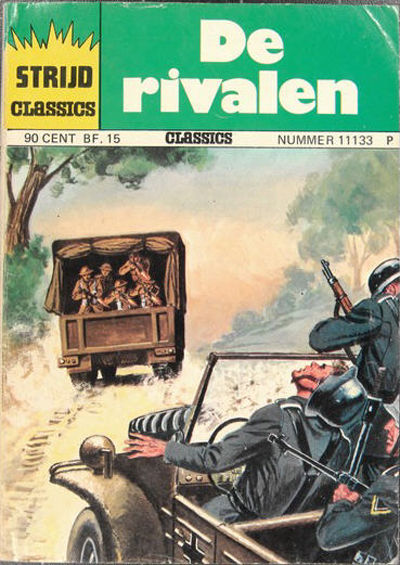 Cover for Strijd Classics (Classics/Williams, 1964 series) #11133