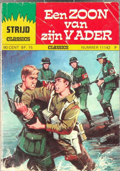 Cover for Strijd Classics (Classics/Williams, 1964 series) #11142
