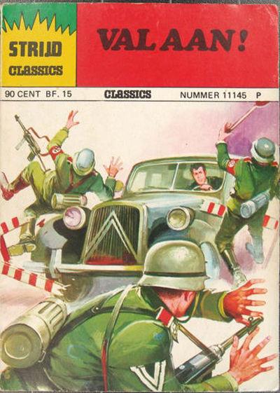 Cover for Strijd Classics (Classics/Williams, 1964 series) #11145