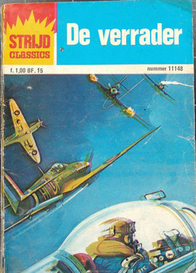 Cover for Strijd Classics (Classics/Williams, 1964 series) #11148