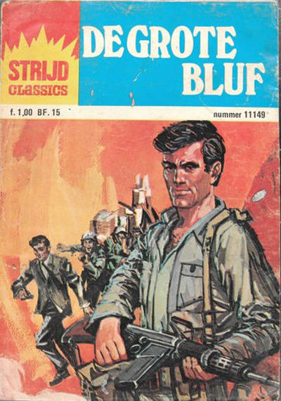 Cover for Strijd Classics (Classics/Williams, 1964 series) #11149