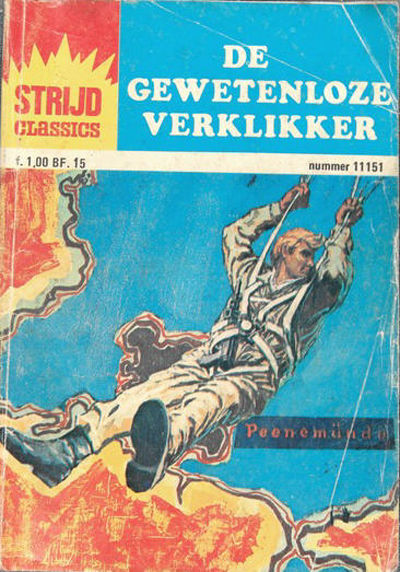 Cover for Strijd Classics (Classics/Williams, 1964 series) #11151